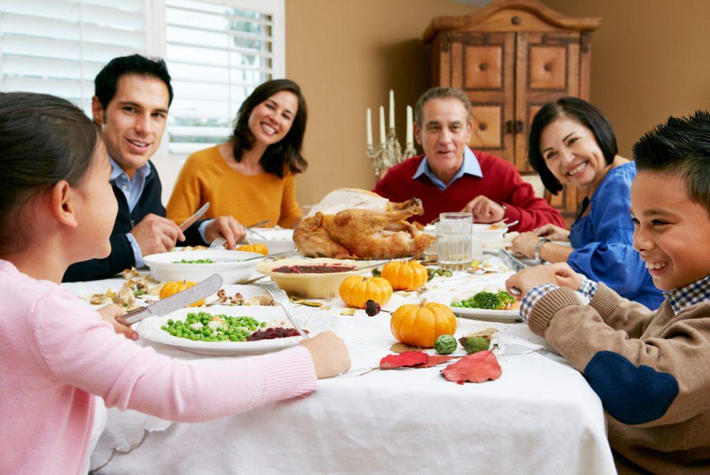 Секреты крепкой семьи: важность совместной трапезы