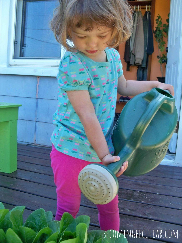 ребёнок и домашние дела