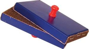Песчаные блоки и их «братец» – деревянный клаппер