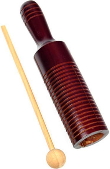 детские ударные инструменты Тон-блок в виде гуиро