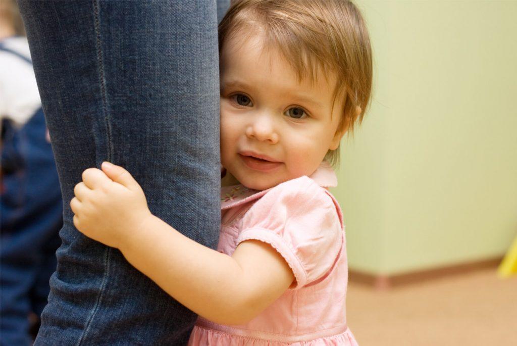 Как познакомить малыша со своими друзьями?