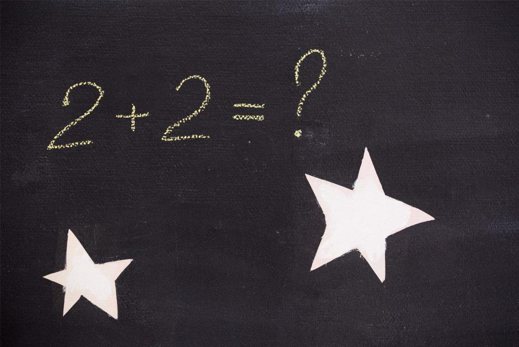 Математика для детей, которых завораживают звезды