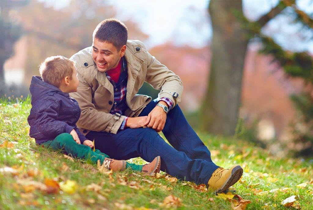 Что делать родителю, чтобы ему было интересно со своим ребёнком?