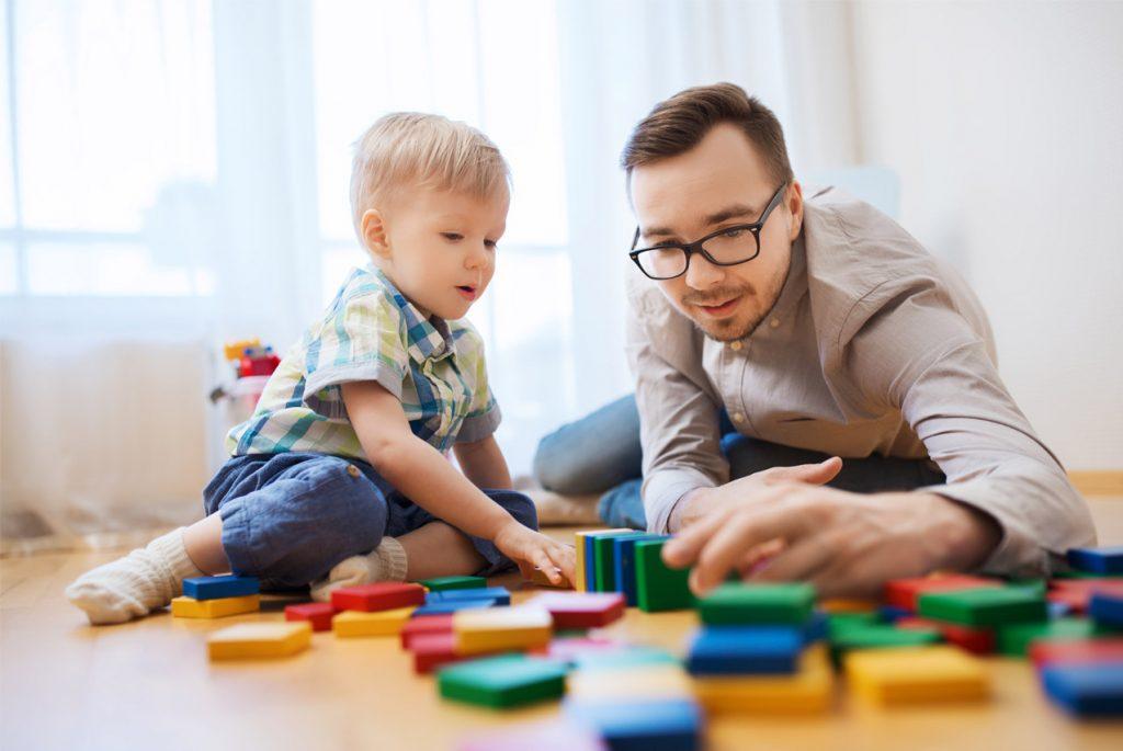 Как рассказать ребёнку, что папа неродной