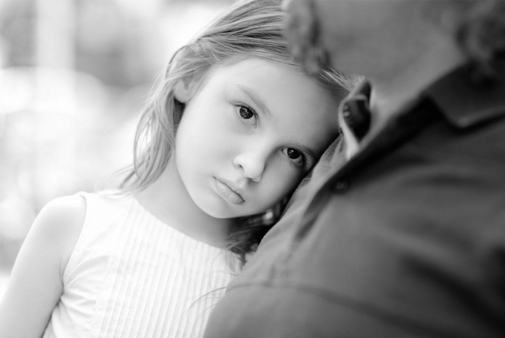 как объяснить детям почему ушёл один из родителей