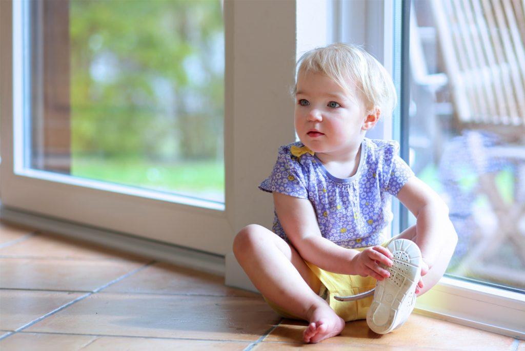 Помогаем малышу быть самостоятельным