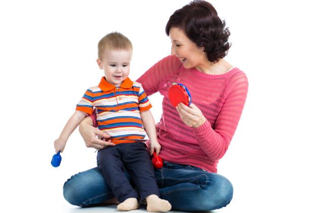 ударные инструменты для детей в музыкальном уголке
