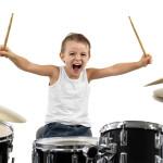 Ударные инструменты для ребёнка, которые подходят и не подходят
