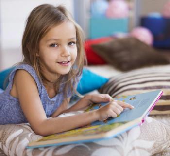 нужен ли ребёнку дополнительный уголок для чтения