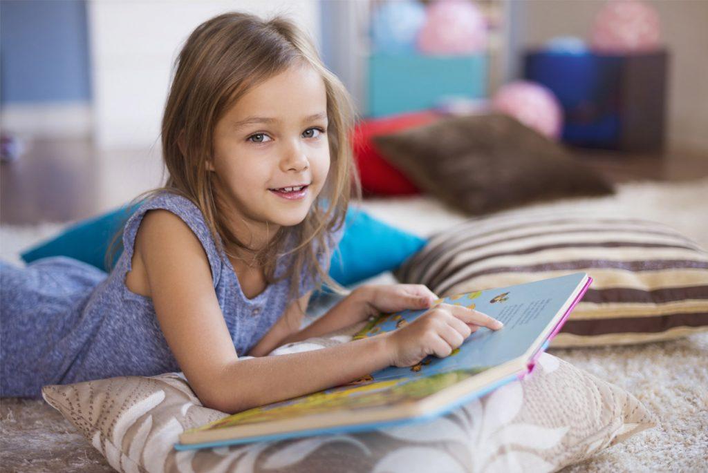 Нужно ли ребёнку несколько мест для чтения