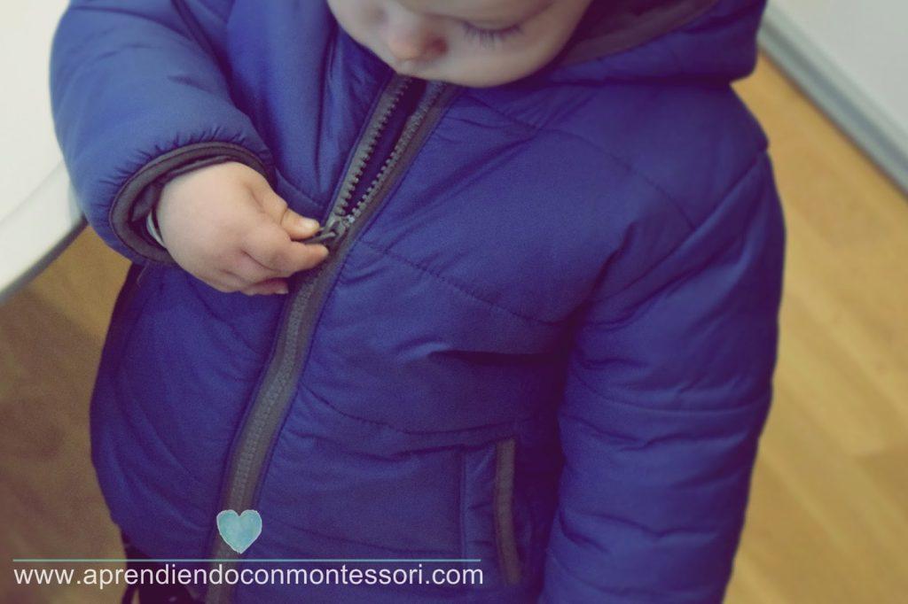 учим ребёнка одеваться