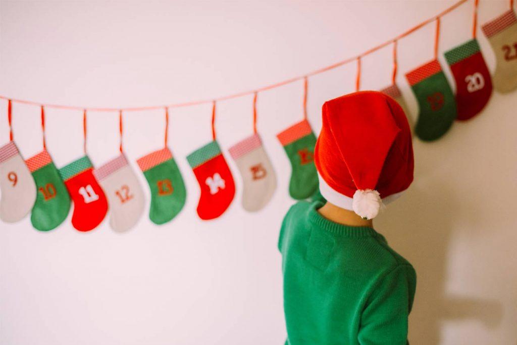 31 занятие для новогоднего адвент-календаря