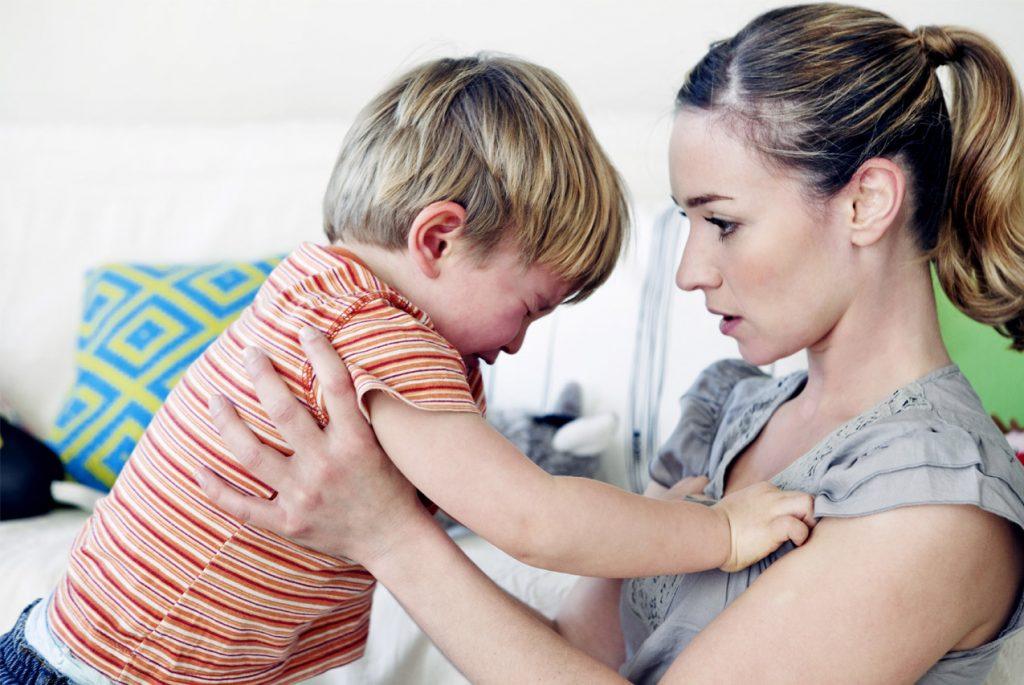 Как предотвратить детские истерики?