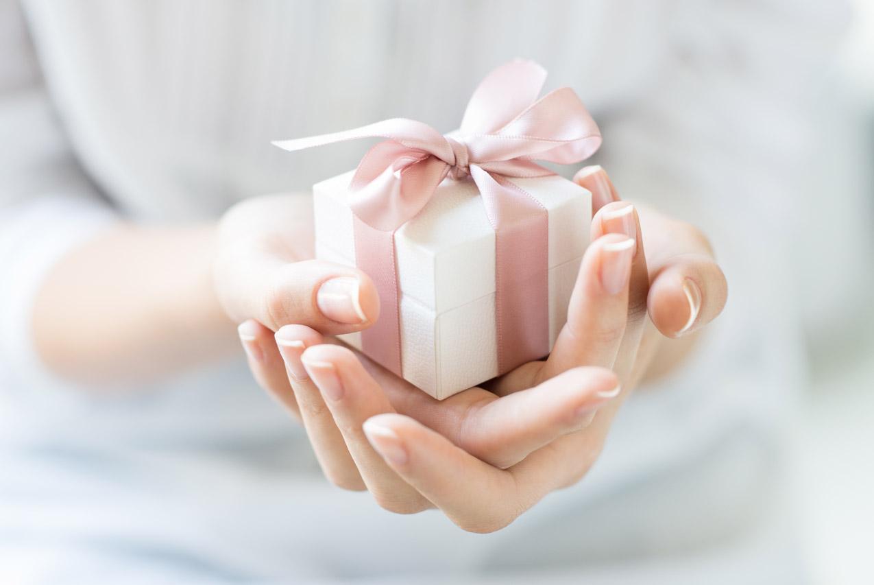 История для подарке для ребёнка