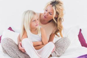 как узнать у ребёнка о его дне
