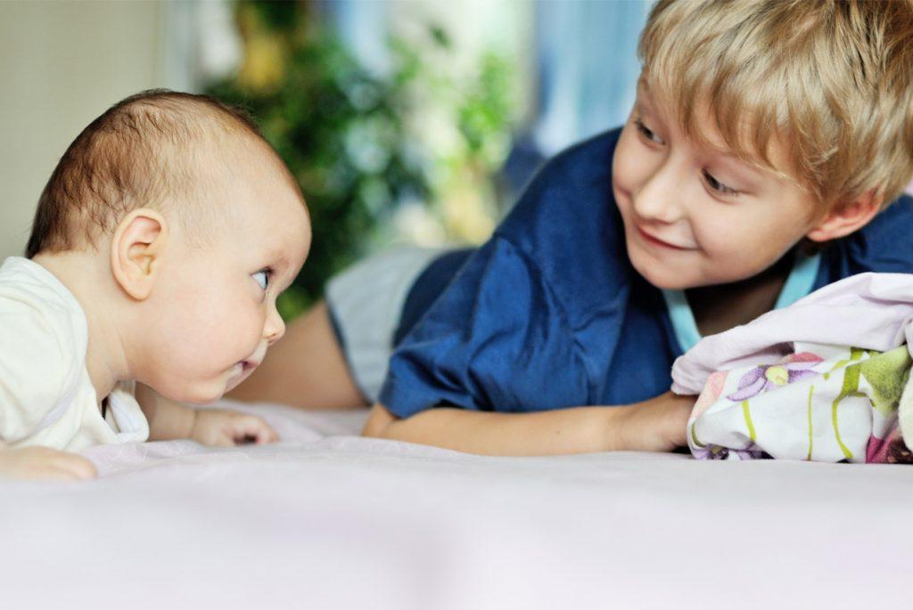 Селить ли детей в одной комнате?
