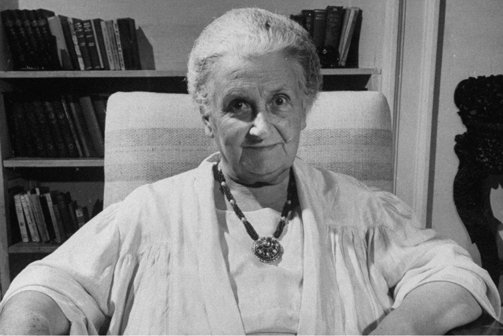 Смогла ли Мария Монтессори совместить семью и науку