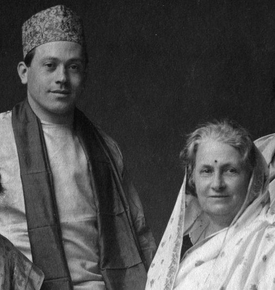 монтессори в индии