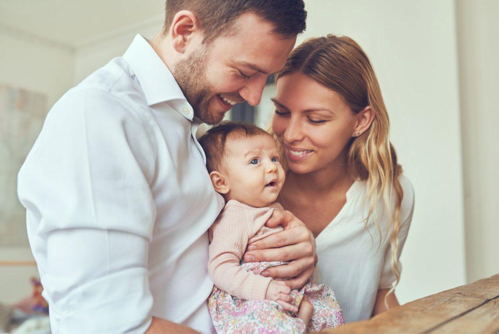 Роль отца в первые годы жизни ребёнка
