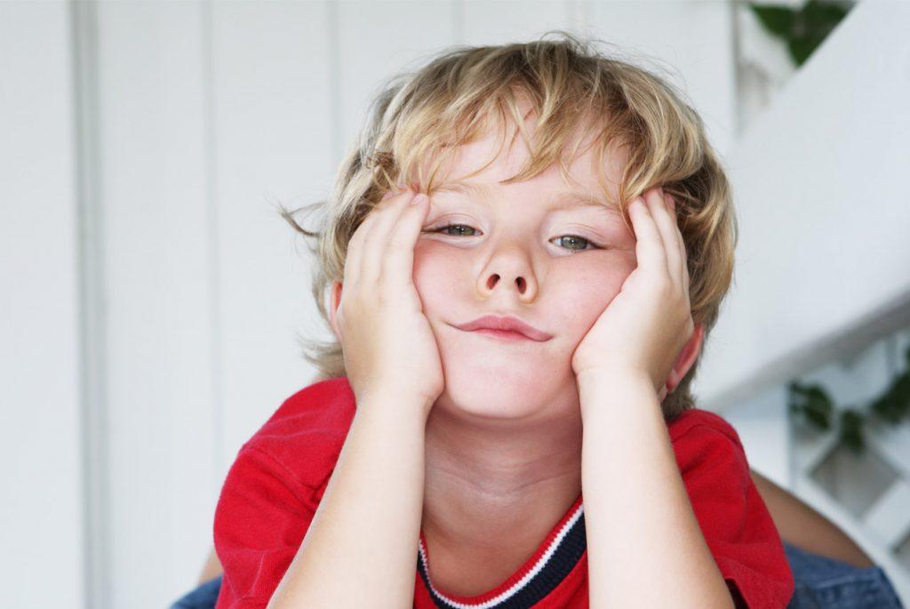 Что делать со своенравным ребёнком?