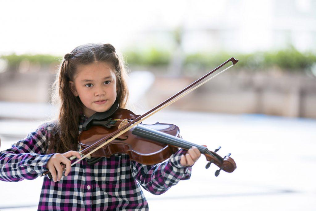 разглядеть таланты детей