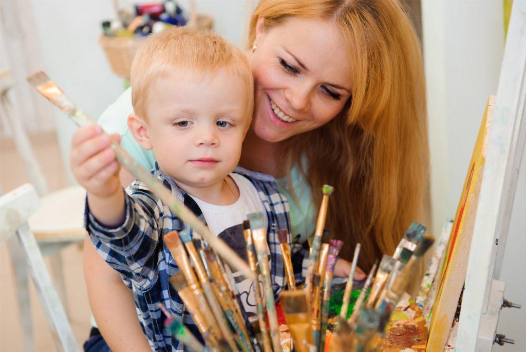 Как разглядеть таланты своего ребёнка