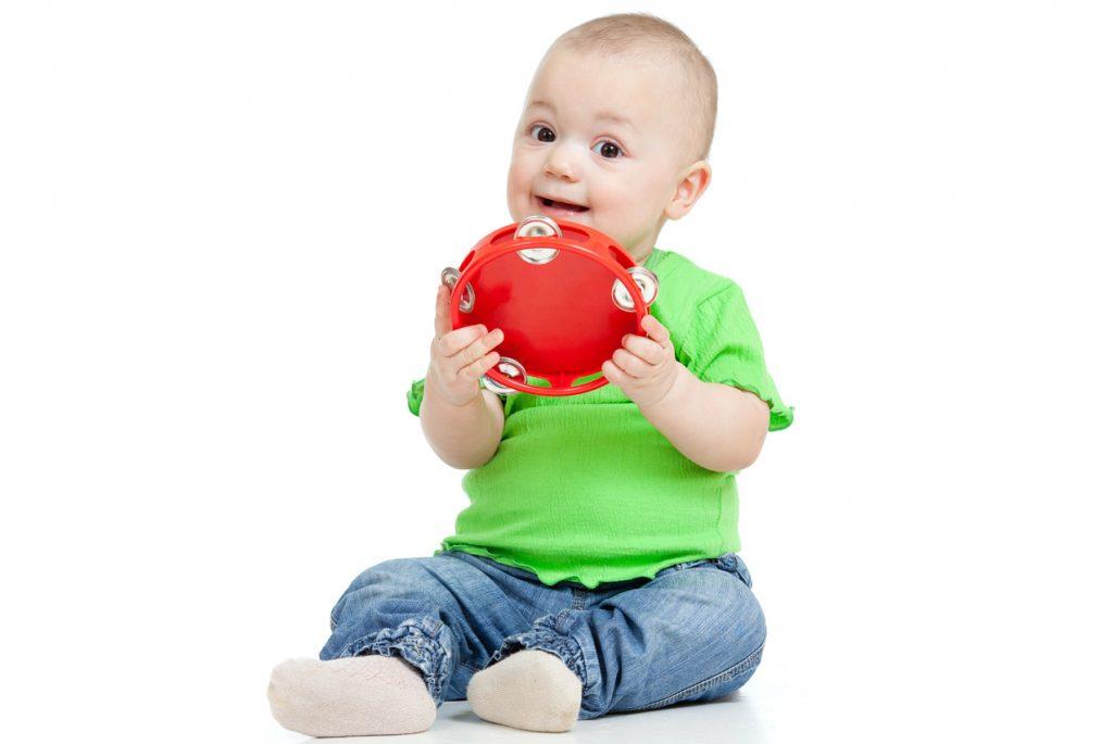 Как выбрать тамбурин для ребёнка?
