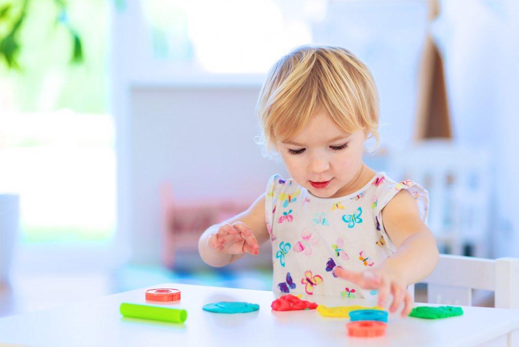 Творчество для детей до трёх лет