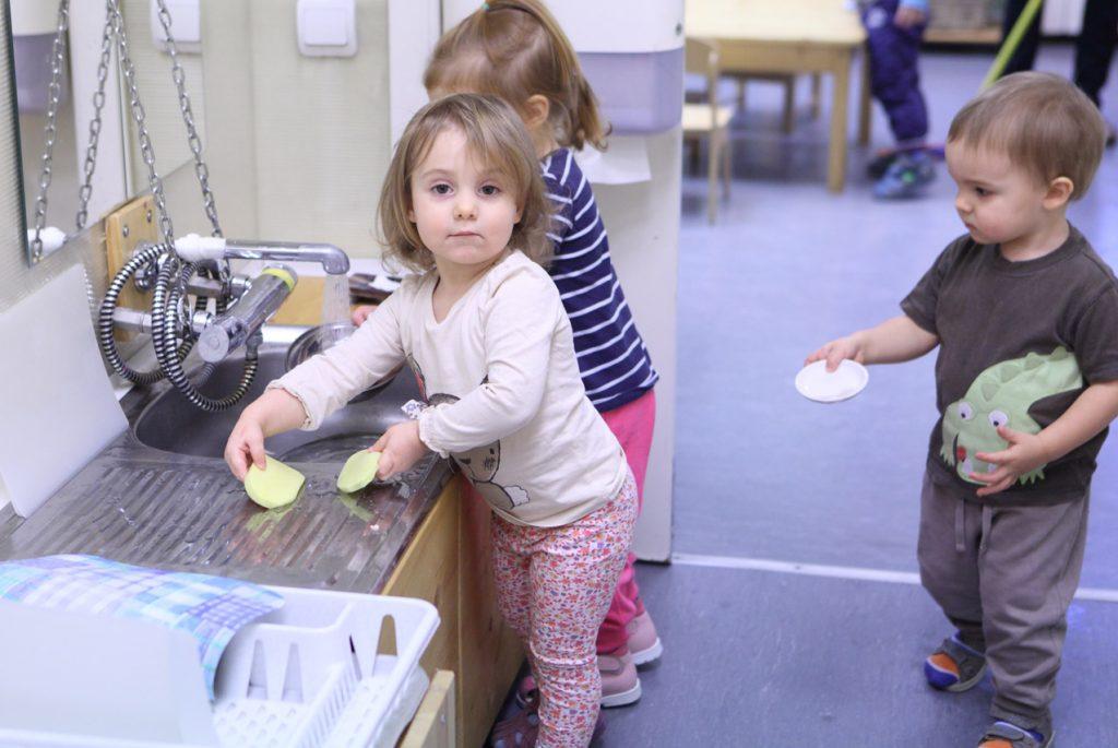 В Монтессори-школе «Золотая бусина» пройдёт день открытых дверей