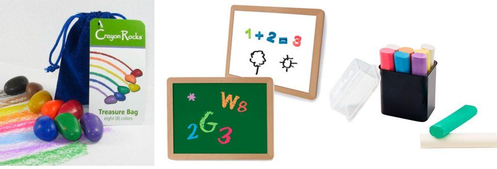 наборы для творчества в подарок детям до трёх лет