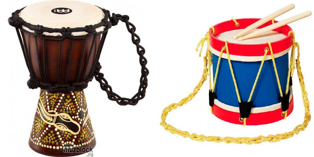 музыкальные инструменты в подарок детям до трёх лет