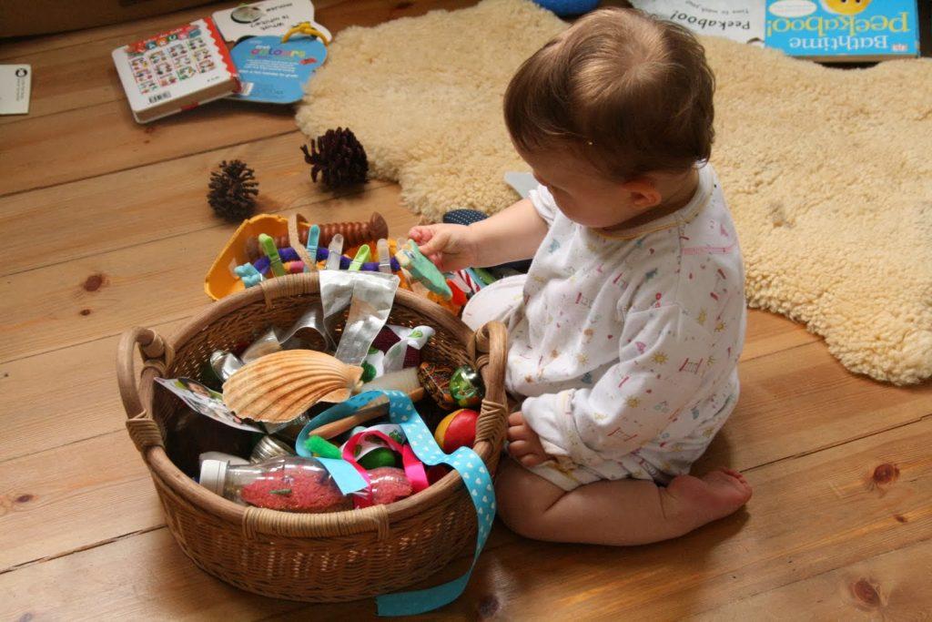 Сенсорные и волшебные коробочки для детей до 6 лет