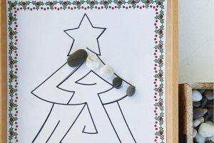 новогодние задания для детей