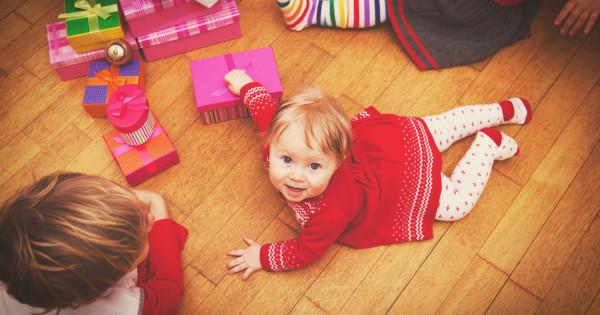 Подарки для детей до трёх лет