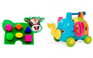 игрушки для детей бесполезные