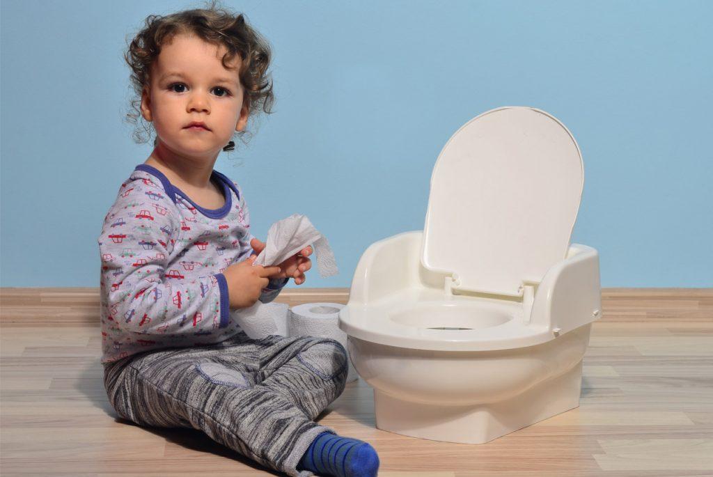 Что делать, если ребёнок писается