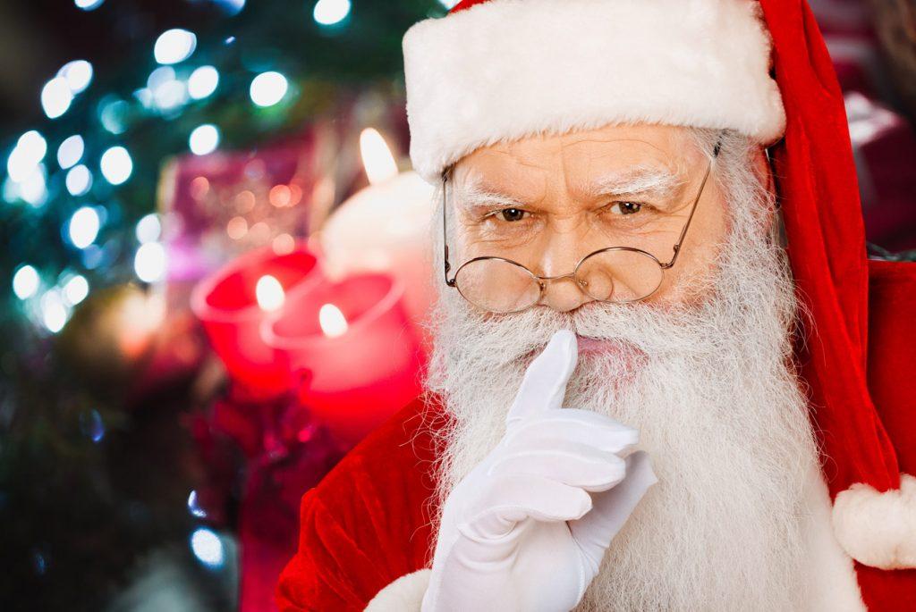 Как сказать ребёнку, что Деда Мороза нет?