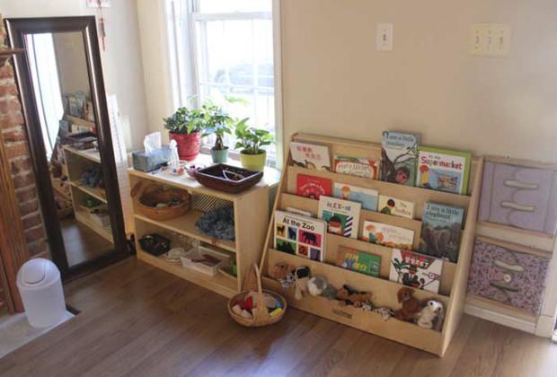 Монтессори-среда в маленькой квартире