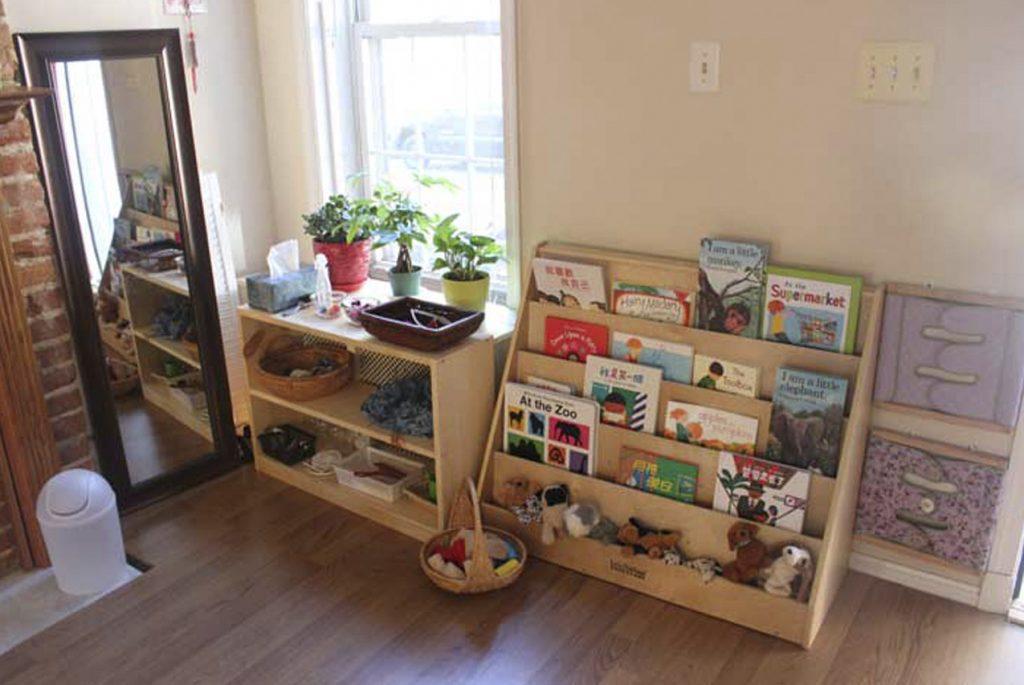 Как создать Монтессори-среду в небольшом помещении