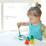 Почему детей до трёх лет не надо учить рисовать