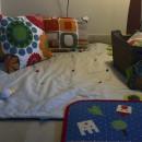 создаём пространство для ребёнка