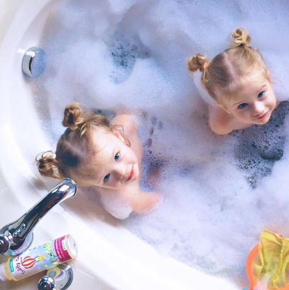 купание детей
