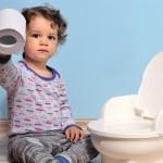 Что делать, если малыш не просится на горшок