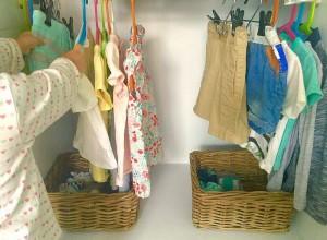 шкаф для ребёнка в маленькой квартире