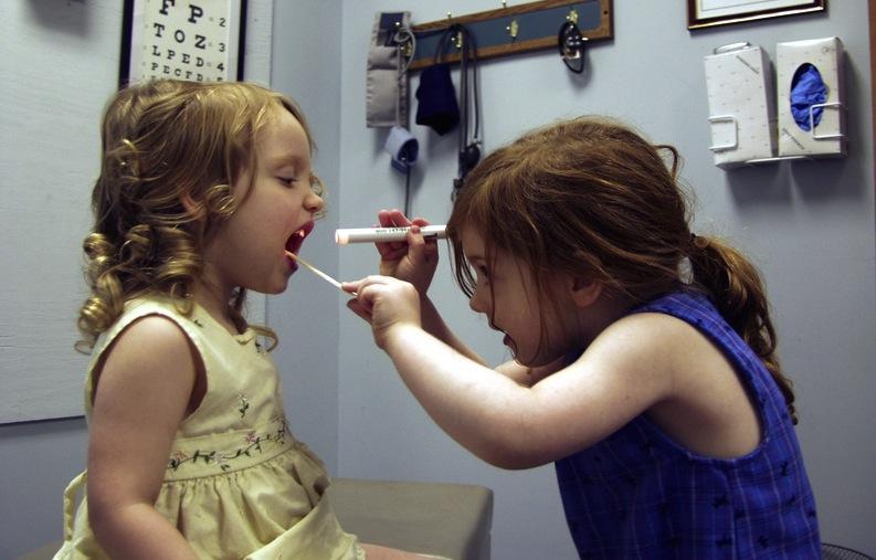 Сценки из жизни с детьми