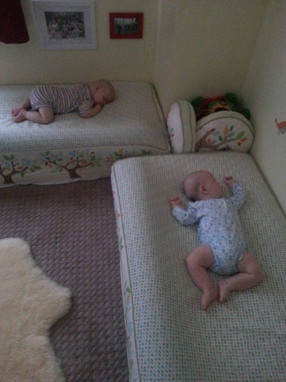 обустраиваем детскую спальню