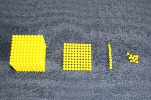 Монтессори-материалы для счёта АлиЭкспресс