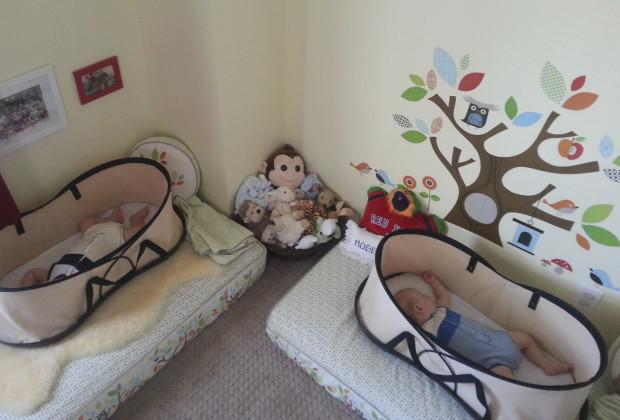 как обустроить детскую спальню