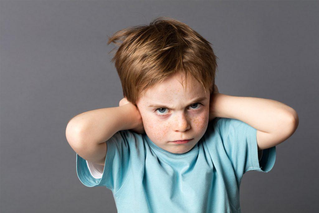 Мой ребёнок меня не слышит: 10 советов, которые помогут