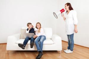 научить детей слышать родителей